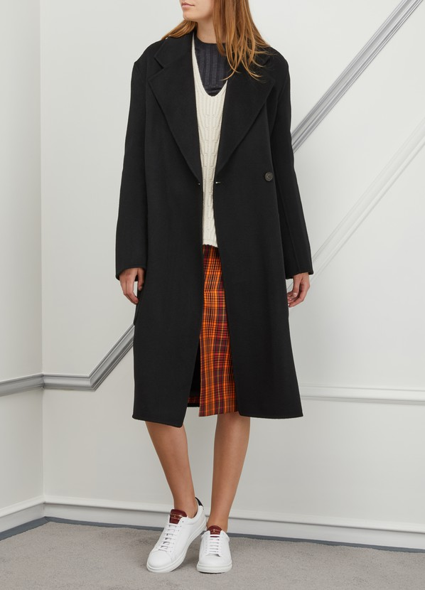 54e72ce2582e ... Acne Studios Carice Doublé wool and cashmere coat ...