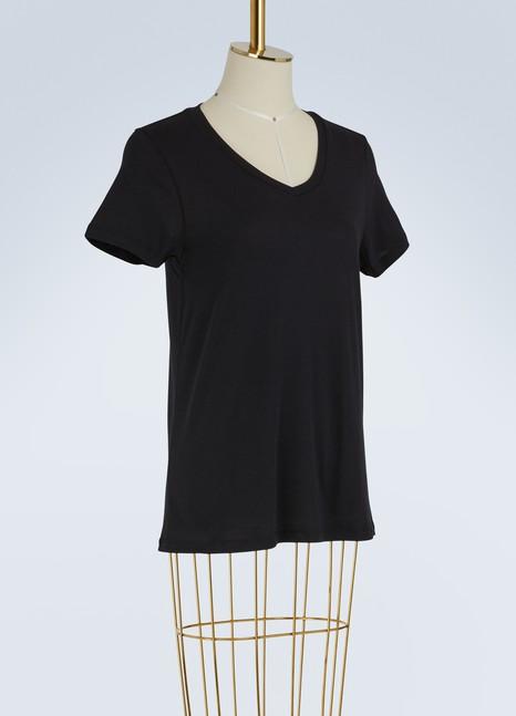 Zoe KarssenRound Neck Short Sleeve T-shirt