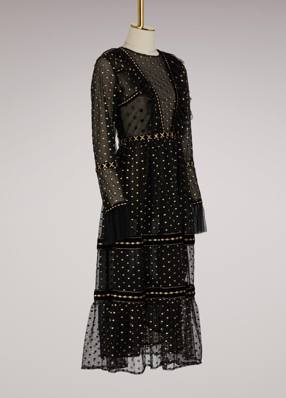DODO BAR ORJuleen silk dress