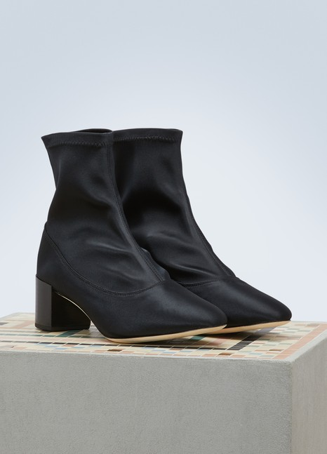 Repetto Ingrid heeled boots Wpeaw