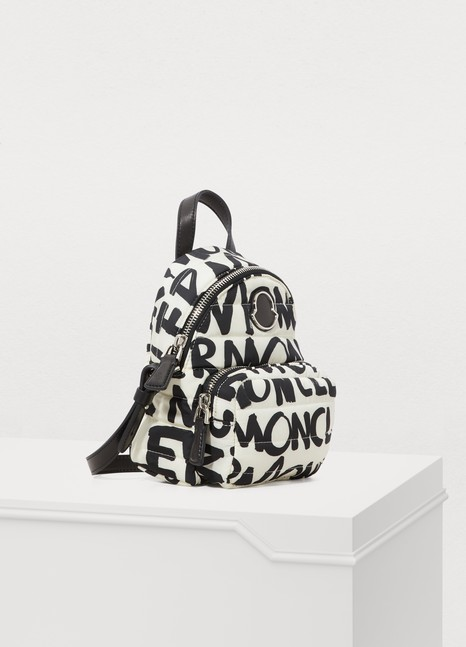 Moncler Logo backpack