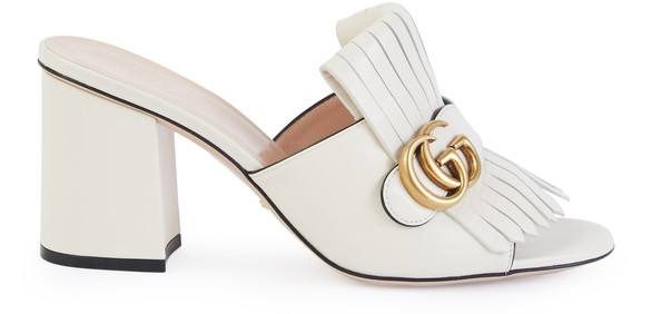 GUCCIGG Marmont mules