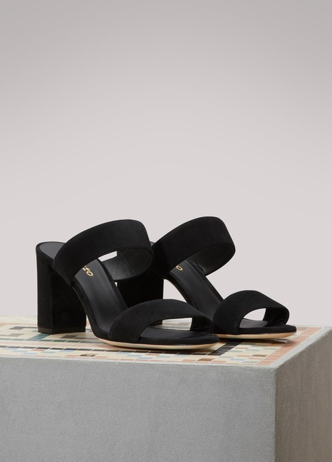 Entrecroise heeled sandals Repetto NwOOg1Ry