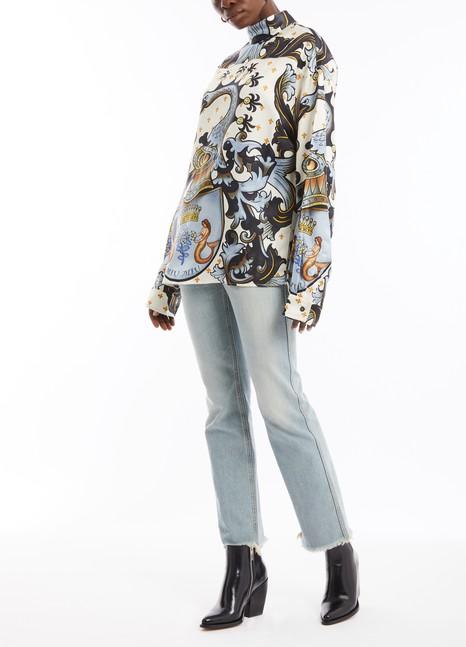 MIU MIUSilk shirt