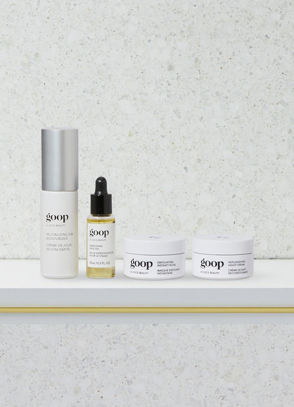 GoopDiscovery set