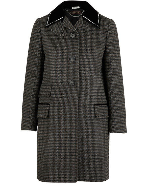 MIU MIUWool coat