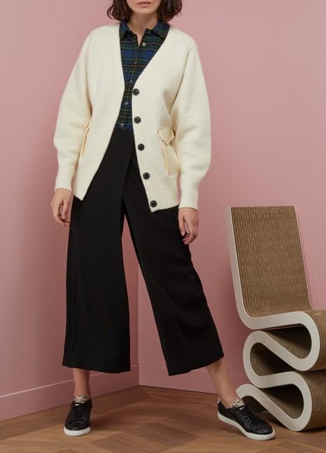 Rag & BoneLyza wool and cotton cardigan