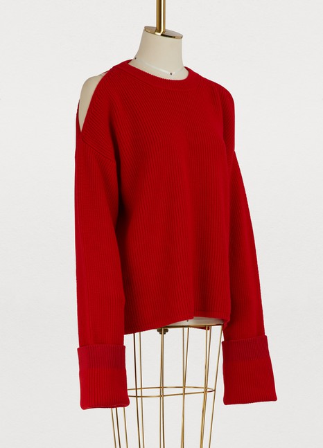 STELLA MC CARTNEY Wool sweater