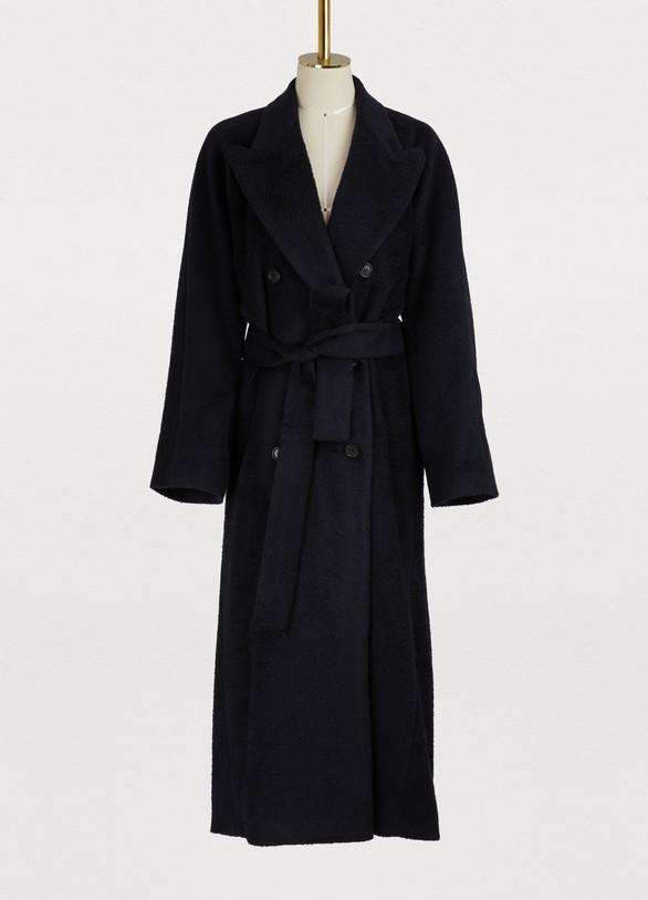 Acne StudiosMohair and wool robe