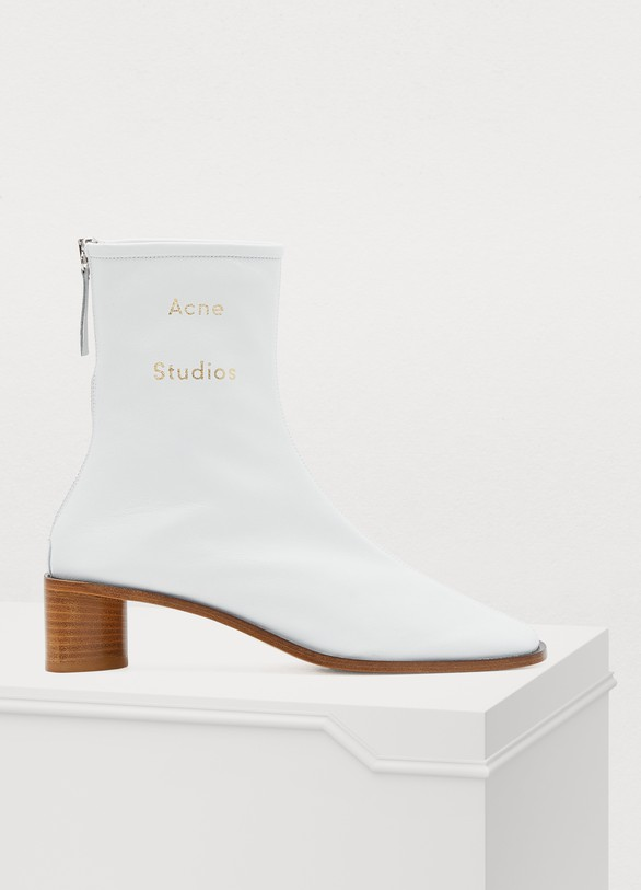 Acne Studios Heeled ankle boots