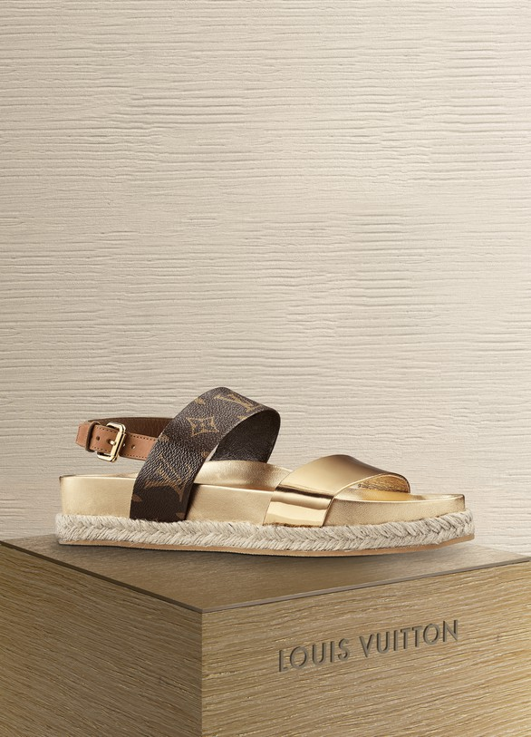 Louis VuittonSandale Odyssey