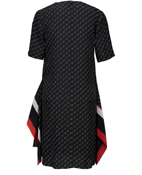 STELLA MC CARTNEYMonogram silk dress