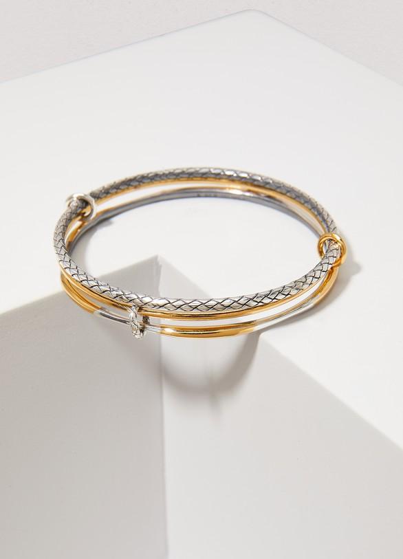 Bottega VenetaTriple bracelet
