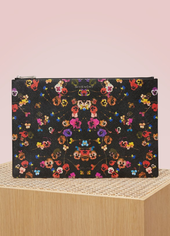 GIVENCHY Pochette Pansies