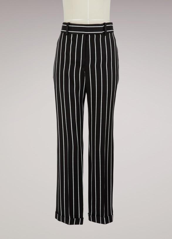 Haider AckermannStriped trousers