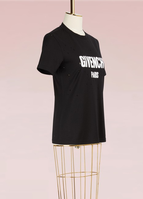 GIVENCHY T-shirt Destroy
