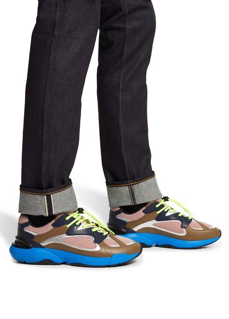 DIORB24 Calfskin Sneaker
