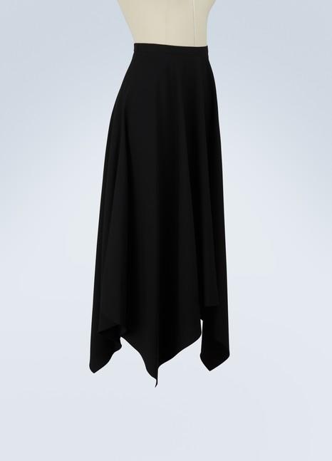 Nina RicciCady Asymmetrical skirt