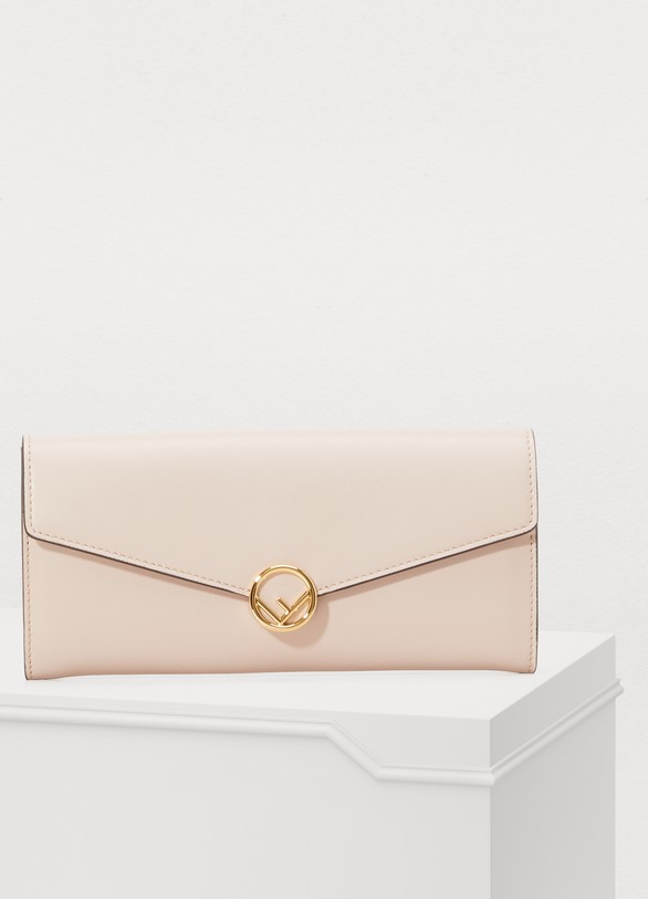Fendi Portefeuille Continental
