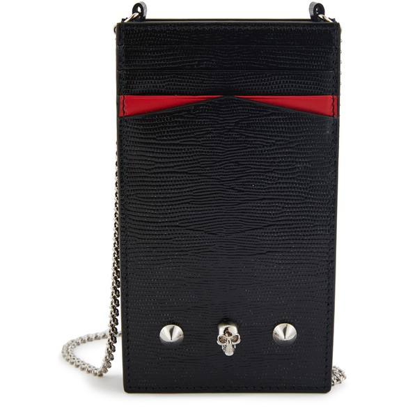 ALEXANDER MCQUEEN Mobile phone cover