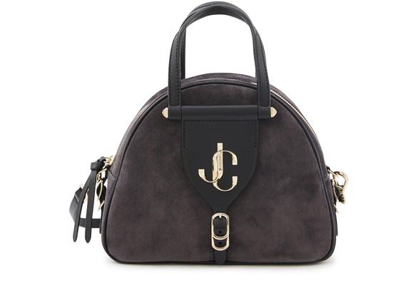 JIMMY CHOO Varenne Bowling small handbag