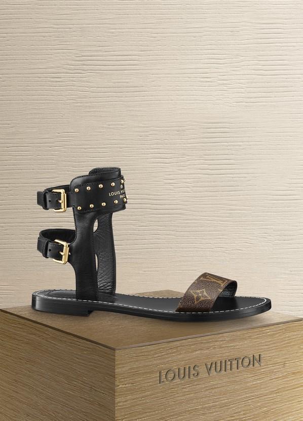 22c604bf8bd Louis Vuitton Nomad Sandal ...