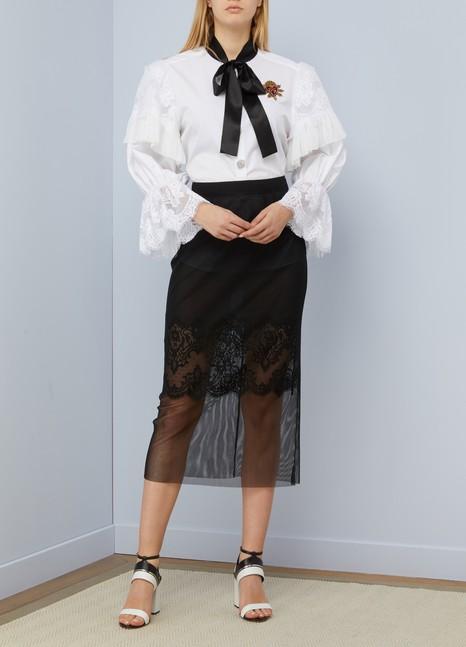 Dolce & GabbanaChemise en dentelle