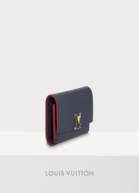 Louis VuittonPortefeuille Capucines Compact