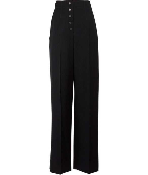 STELLA MC CARTNEY Fabienne Wool Pants