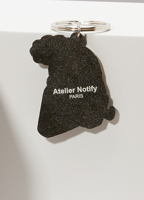 Atelier Notify Girl key ring