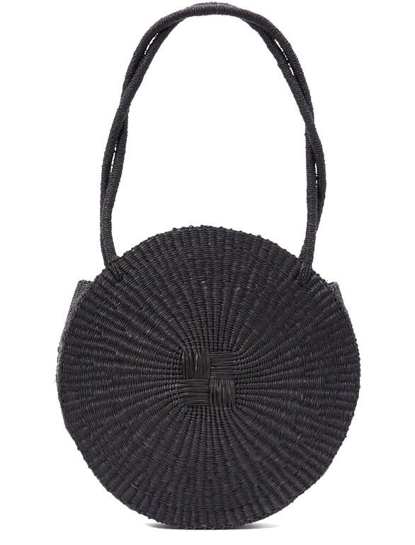 SENSI STUDIORound basket carried by hand
