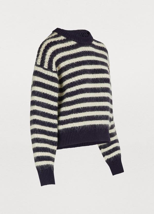 c637d05aada ... Acne Studios Oversized striped sweater ...