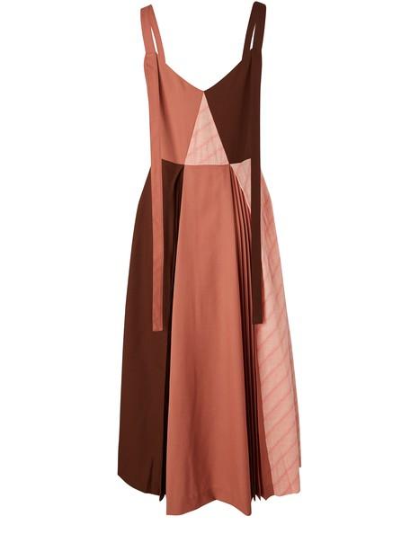 REJINA PYORosa wool dress