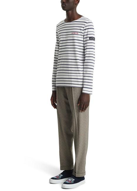 AVNIERx Saint James - Saint Safleur striped t-shirt