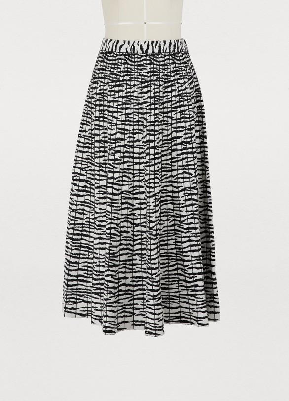 Proenza SchoulerPleated midi skirt