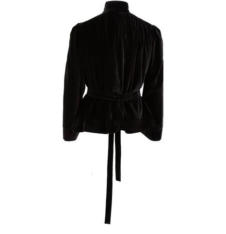 A CHEVAL PAMPALucero velvet jacket