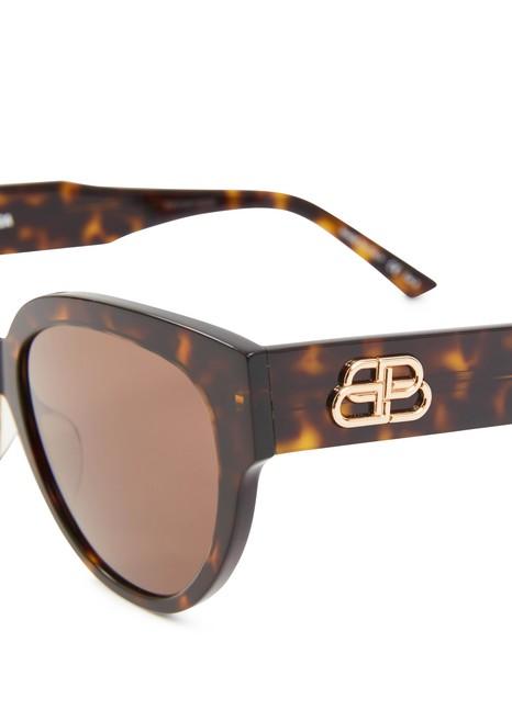 BALENCIAGAFlat Cat sun glasses