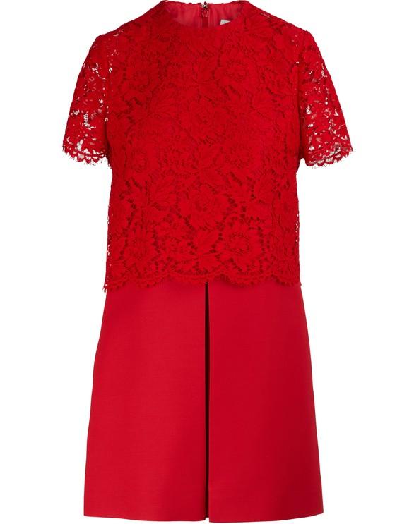 VALENTINOShort-sleeved dress