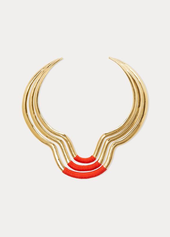 Aurélie BidermannAlcazar necklace