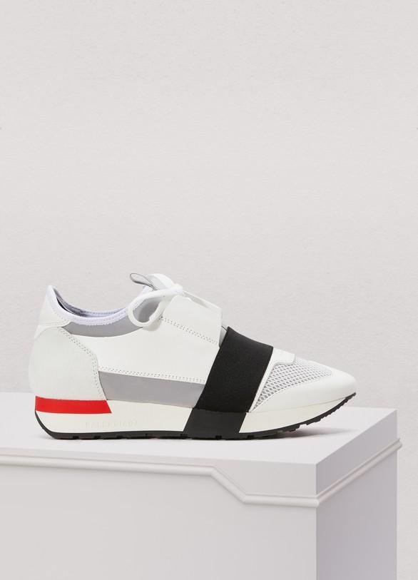 BalenciagaRace sneakers