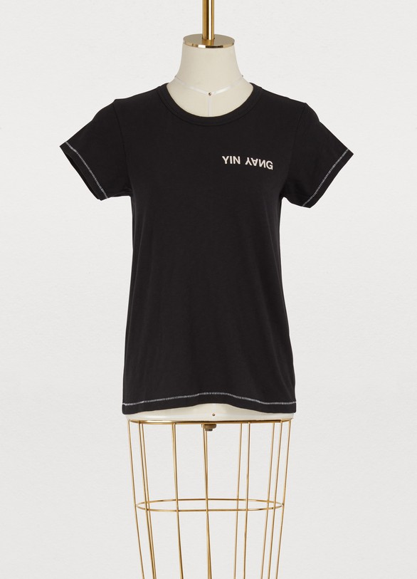 Rag & BoneYin Yand t-shirt