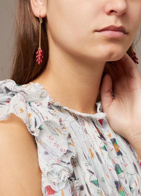 Isabel MarantDangling pearl earrings