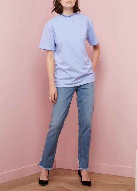 ACNE STUDIOST-shirt Gojina en coton