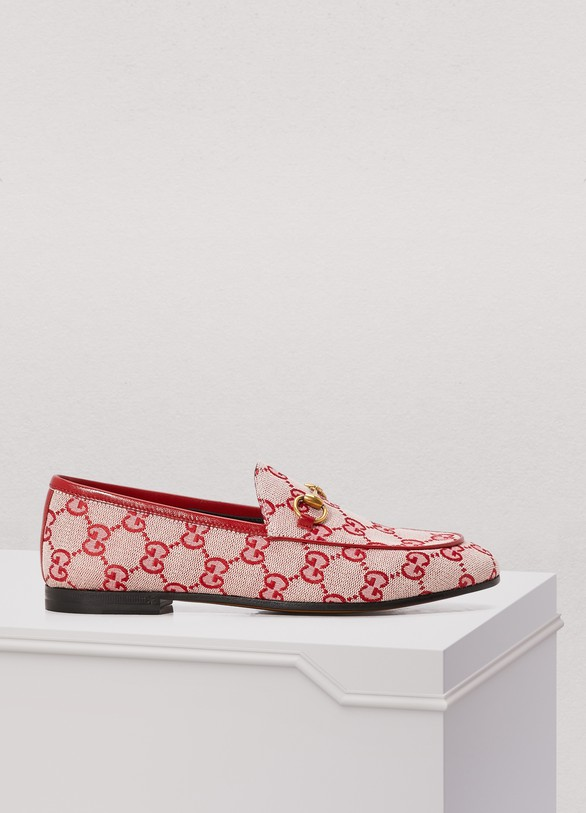 GucciJordan loafers
