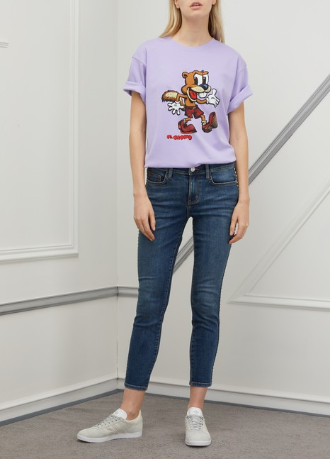 Marc JacobsSquirelly oversized T-shirt