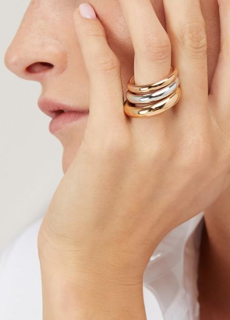 CHARLOTTE CHESNAISBrahma rings (set of three)
