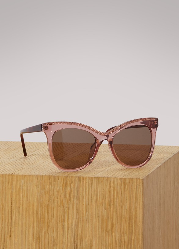Stella McCartney Pink sunglasses