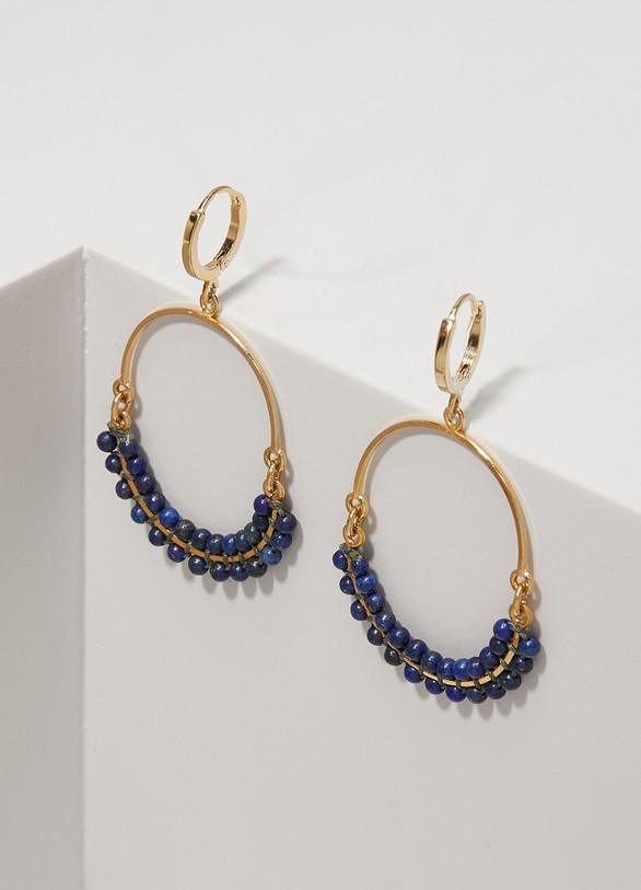 Isabel MarantBoucles d'oreilles avec perles