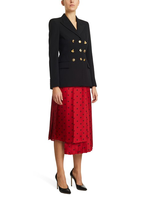 GIVENCHY Structured jacket with buttons