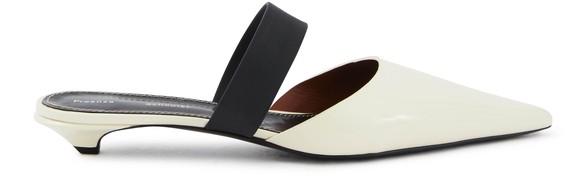 PROENZA SCHOULERLatex strap mules